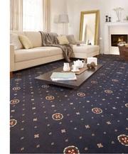 История возникновения ковровых покрытий